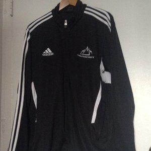 Adidas Mens' Track Jacket Sz. L